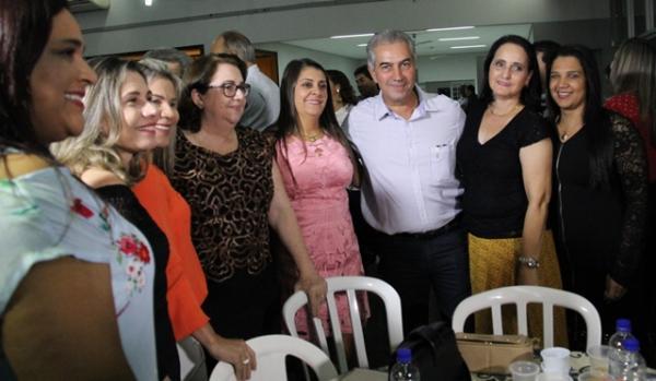 Fotos: Jantar nesta sexta-feira (24), com o Governador Reinaldo Azambuja no Salão de Festas da Loja Aquidaban.