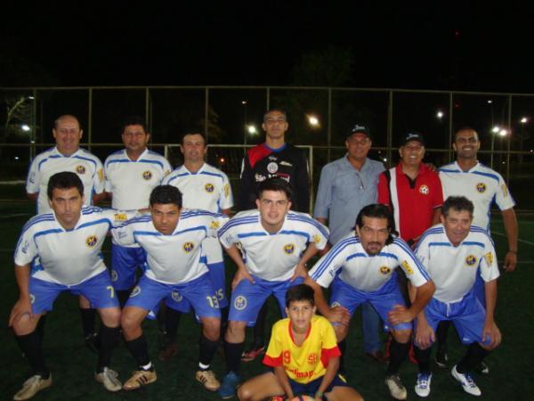 Estádio/Funcespp consagrou-se campeã da 31ª Campeonato da Prefeitura