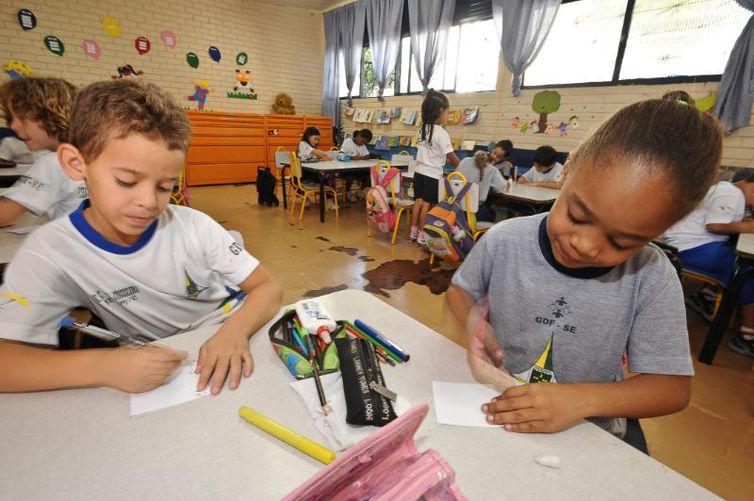 A BNCC é um documento que prevê o mínimo que deve ser ensinado nas escolas. (Foto: Arquivo/ Agência Brasil)
