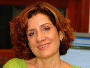 Uma das mais respeitadas profissionais do jornalismo brasileiro,Foto: Míriam Leitão