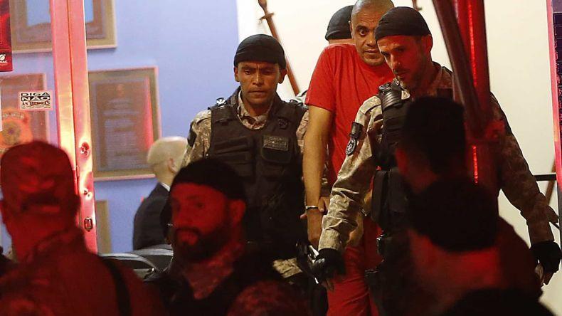 Ministério Público pede transferência de esfaqueador de Bolsonaro