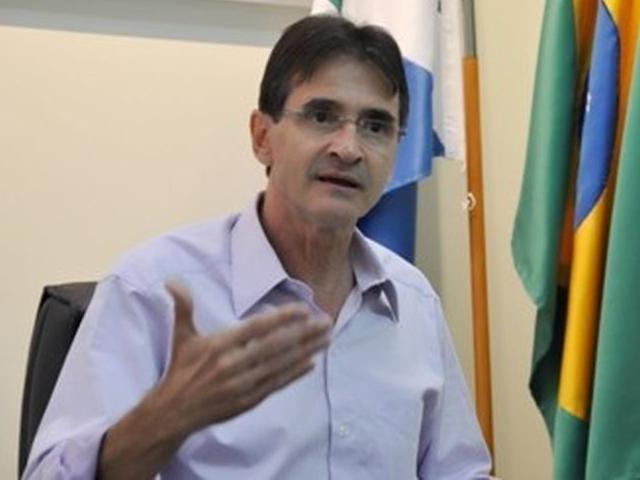 Ex-prefeito de Amambai e atual secretário especial do Governo do Estado, Dirceu foi ferido a tiros (Foto: A Gazeta News)