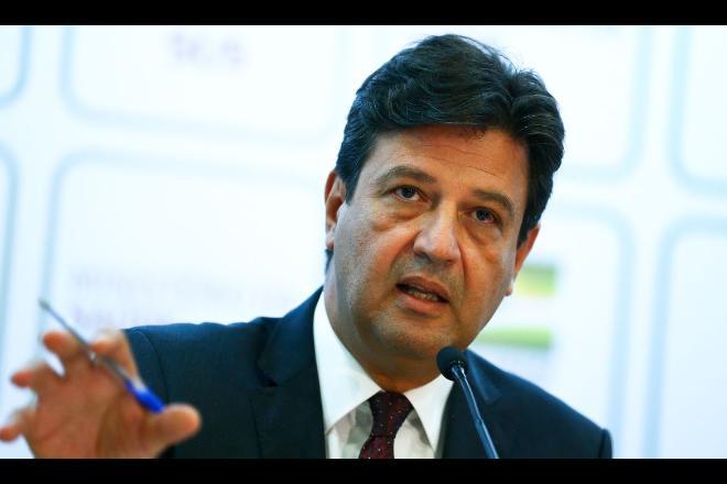 Recomendação foi feita pelo ministro da Saúde, Luiz Henrique Mandetta - Agência Brasil