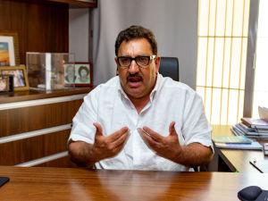 Ratinho, apresentador do SBTFoto: Rubens Cavallari/Folhapress
