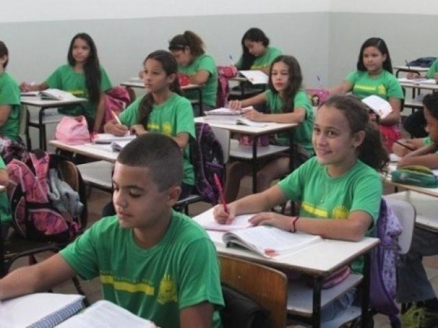 Banco reserva de professores atende demanda das escolas estaduais de MS (Foto/Divulgação)