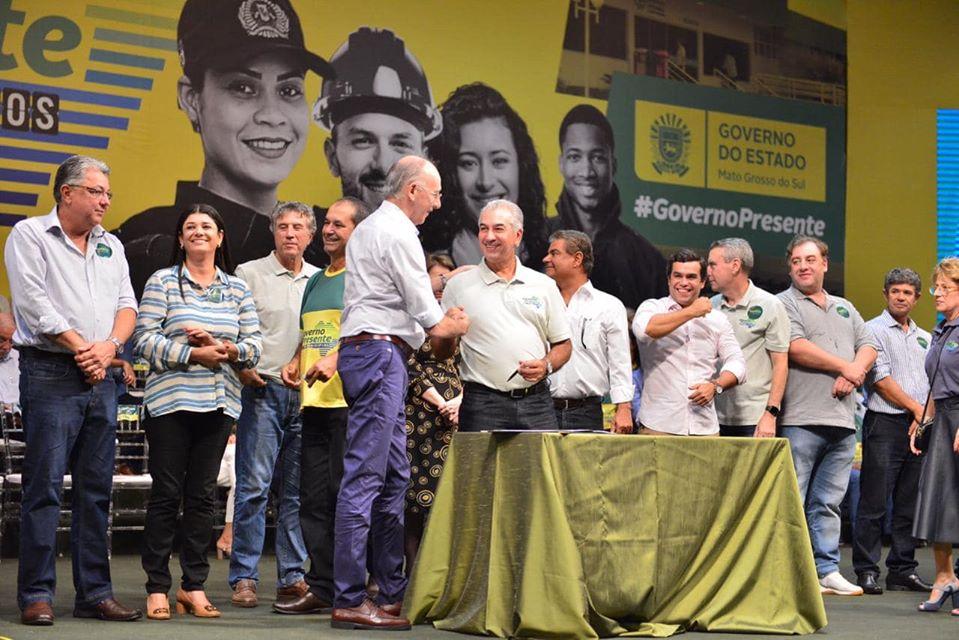 Governo Presente destina recursos para obras em Ponta Porã