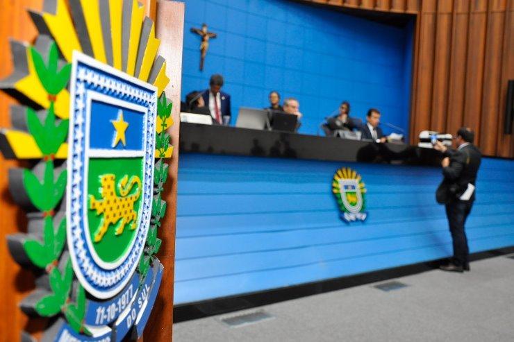 Pronunciamento do presidente Bolsonaro repercutiu entre deputados estaduais. (Luciana Nassar, ALMS, Arquivo).