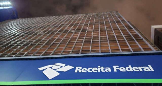 O atendimento presencial nas unidades regionais da Receita Federal ficará restrito até o dia 29 de maio (Imagem: Money Times/Gustavo Kahil)