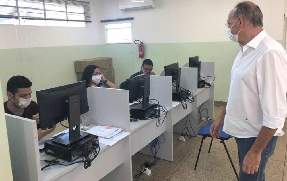 Prefeito Hélio Peluffo investe na qualidade do ensino na Rede Municipal