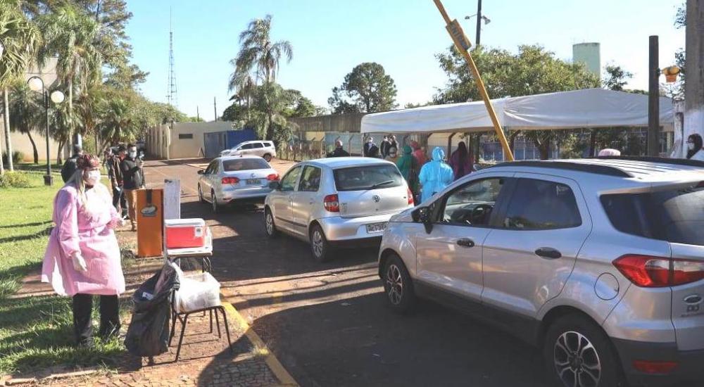 Prefeitura volta a realizar a ação Vacina Drive