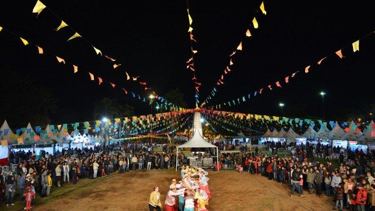 Neste ano, não haverá as principais festa em comemoração ao dia de Santo Antônio e São João em Campo Grande | Foto: de arquivo,