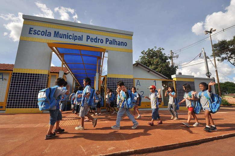 Por conta da pandemia, aulas presenciais continuam suspensas. (Foto: A.Frota).