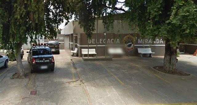 O caso foi investigado pela Polícia Civil de Miranda