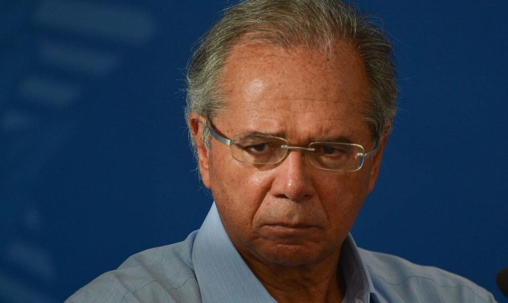 O ministro da Economia, Paulo Guedes. (Agência Brasil)
