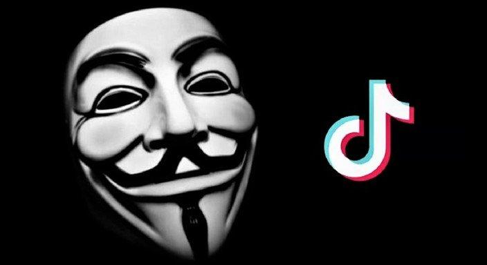 Anonymous fez alerta no Twitter (Foto: Reprodução)