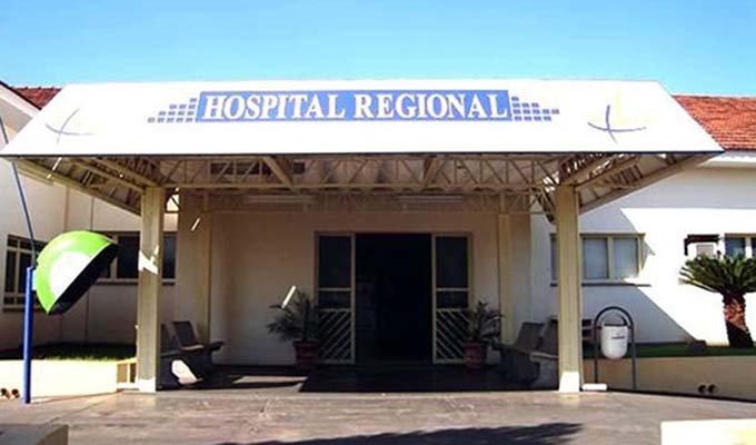 Hospital Regional de Aquidauana. (Foto: Reprodução)