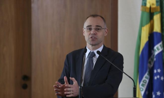 André Luiz de Almeida Mendonça, ministro da Justiça