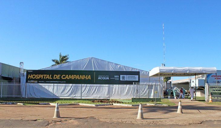 Hospital Regional José de Simone Netto é referência para casos de Covid-19 para mais de 200 mil habitantes dos oito municípios da região sul-fronteira do Estado