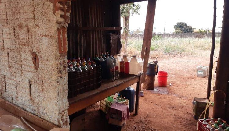 Combustíveis foram comparado no Paraguai. (Foto: Divulgação).