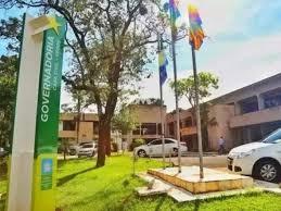 Sede da Governadoria, no Parque dos Poderes (Foto: Arquivo)