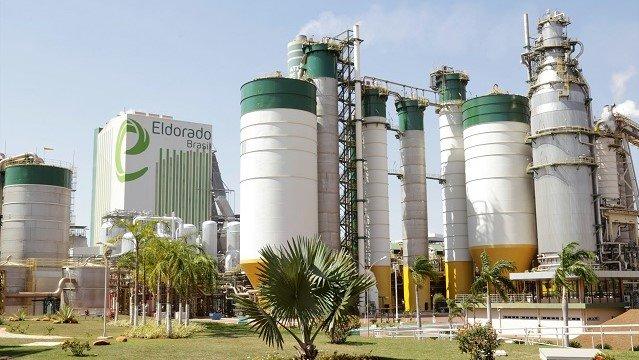Eldorado Brasil instalada em Três Lagoas. | Foto: Divulgação