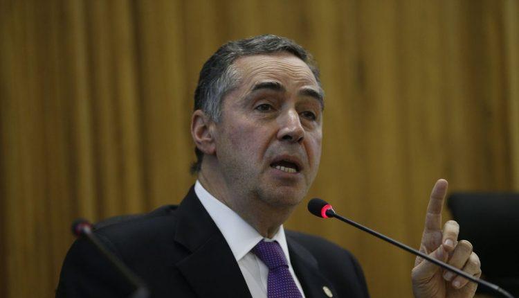 Ministro Luís Roberto Barroso. (Foto: reprodução/Agência Brasil)
