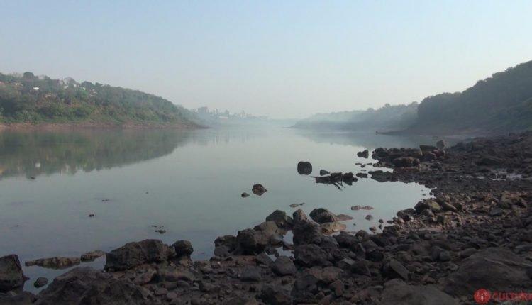 Rio Paraguai enfrenta pior seca dos últimos 49 anos. (Foto: Divulgação)