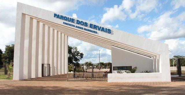 Parque dos Ervais volta a funcionar de forma parcial em Ponta Porã