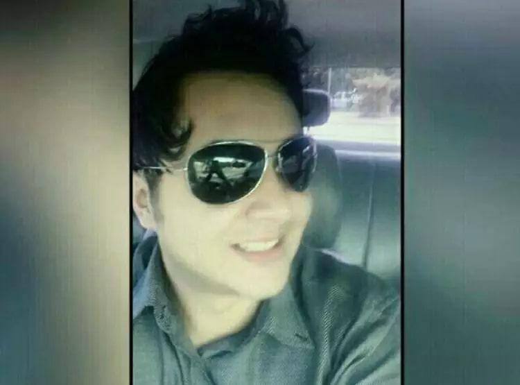 Bruno Lemes Sunakozawa está com suspeita de fratura no fêmur. (Foto: Reprodução/WhatsApp)