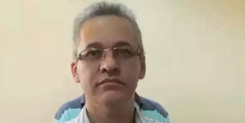 O delegado Eder de Oliveira Moraes voltou para a prisão. (Foto: Arquivo/Campo Grande News)