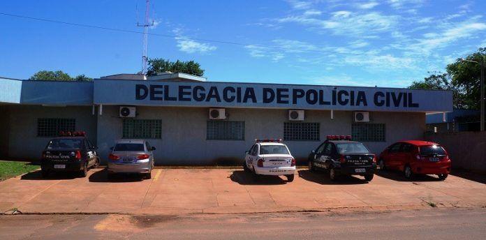 Delegacia de Polícia de Nova Alvorada do Sul. Foto: Divulgação