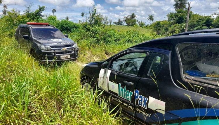 Corpo foi encontrado na aldeia (Divulgação)