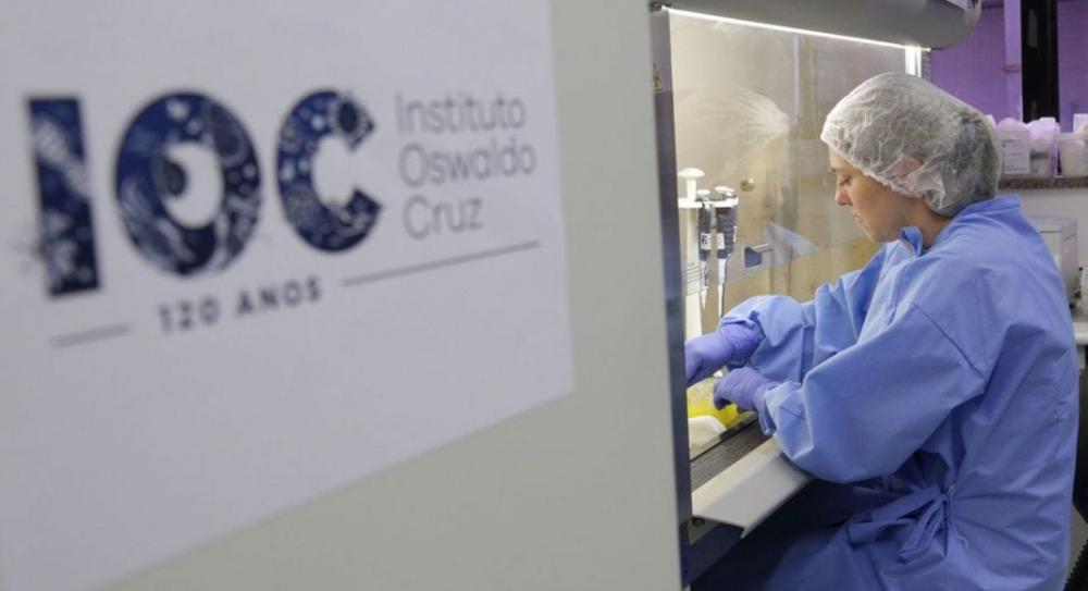 Diagnóstico laboratorial de casos suspeitos do novo coronavírus (2019-nCoV), realizado pelo Laboratório de Vírus Respiratório e do Sarampo do Instituto Oswaldo Cruz (IOC/Fiocruz), que atua como Centro de Referência Nacional em Vírus Respiratórios para o M