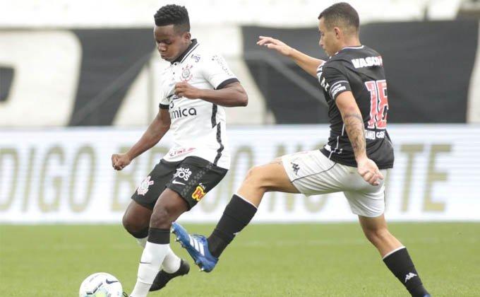 Vasco está praticamente rebaixado da Série A. (Foto: Rodrigo Coca / Agência Corinthians)
