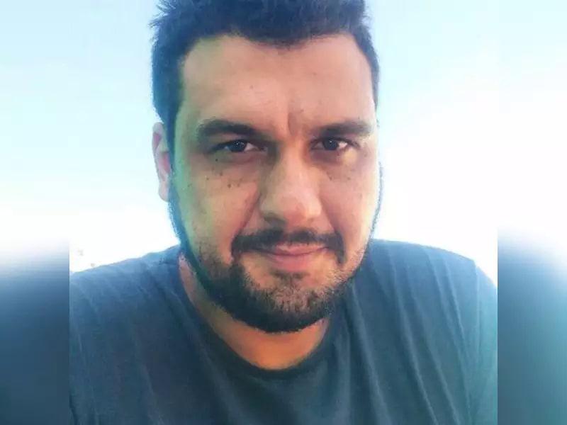 Thiago Caetano Roth, encontrado morto ontem em Ponta Porã (Foto: Reprodução/Linkedin)