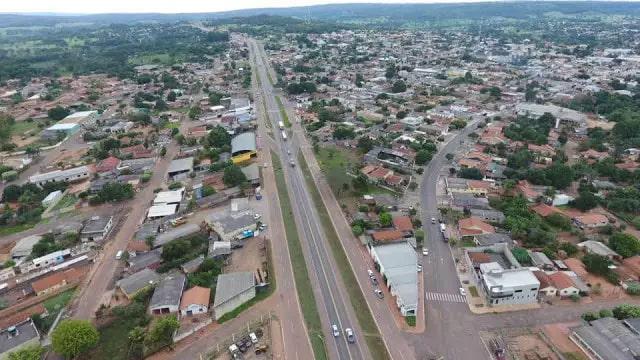 Caso foi registrado em delegacia da cidade de Rio Verde de Mato Grosso (Foto: Prefeitura/Divulgação)