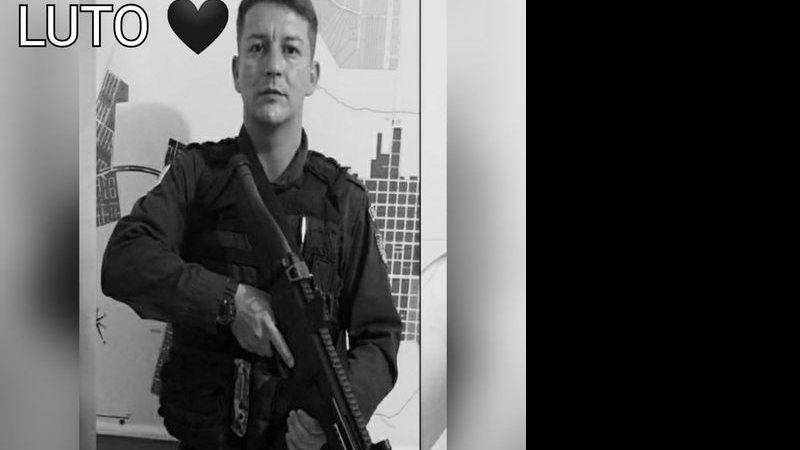 Soldado da Polícia Militar Jhon Everton Silveira