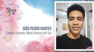 João Pedro vai representar Campo Grande no intercâmbio - Foto: Divulgação