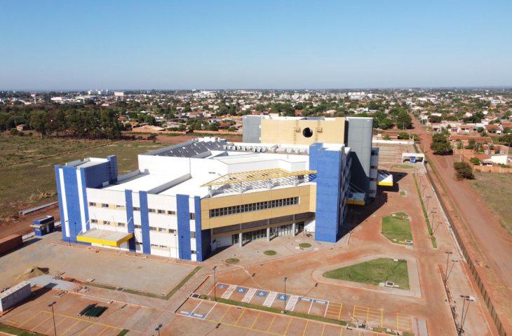 Seinfra (Hospital Regional de Três Lagoas)