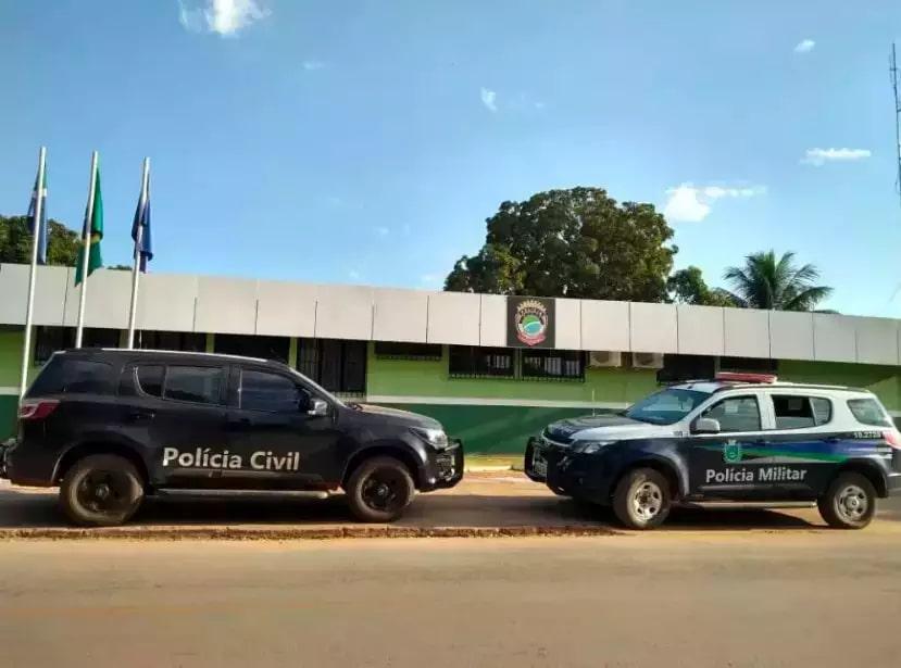 Caso foi registrado na Delegacia de Polícia Civil de Bodoquena. (Foto: Divulgação)