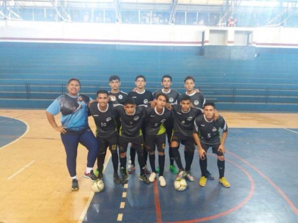 Calvoso sagrou-se campeão dos jogos Escolares 2017 em Ponta Porã
