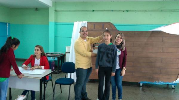 """Programa """"Saúde na Escola"""" beneficia estudantes em Ponta Porã"""
