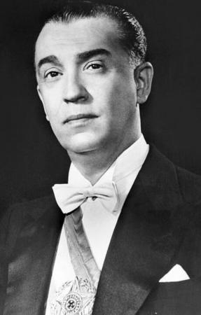 Juscelino Kubitschek de Oliveira Presidente da República entre 1956 e 1961.imagem web divulgação, galeria se ex presidentes.