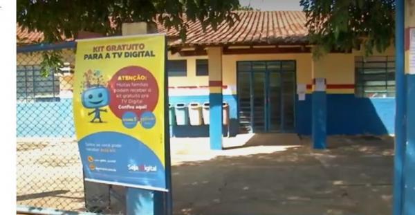 CRAS de Campo Grande realizam atendimento à população sobre o desligamento do sinal analógico