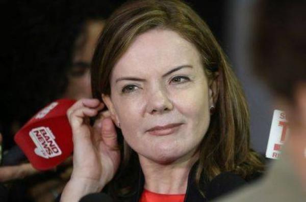 PT lançará pré-candidatura de Lula no dia 09 de junho, diz Gleisi